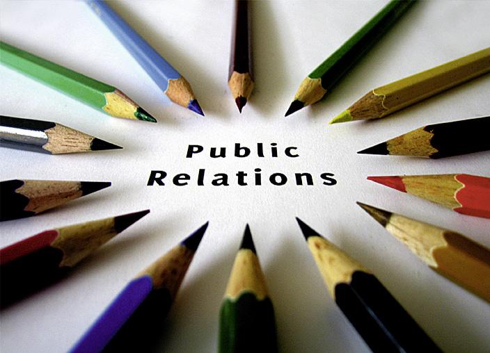 Nástroje PR Public Relations