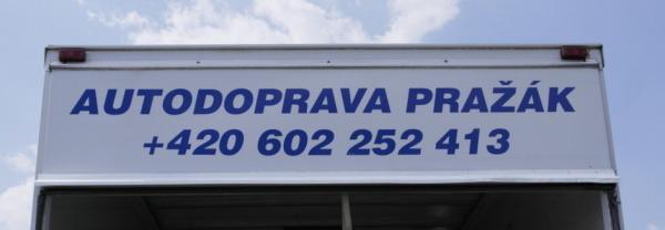 Autodoprava Praha 4