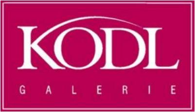 Galerie Praha Logo Galerie Kodl