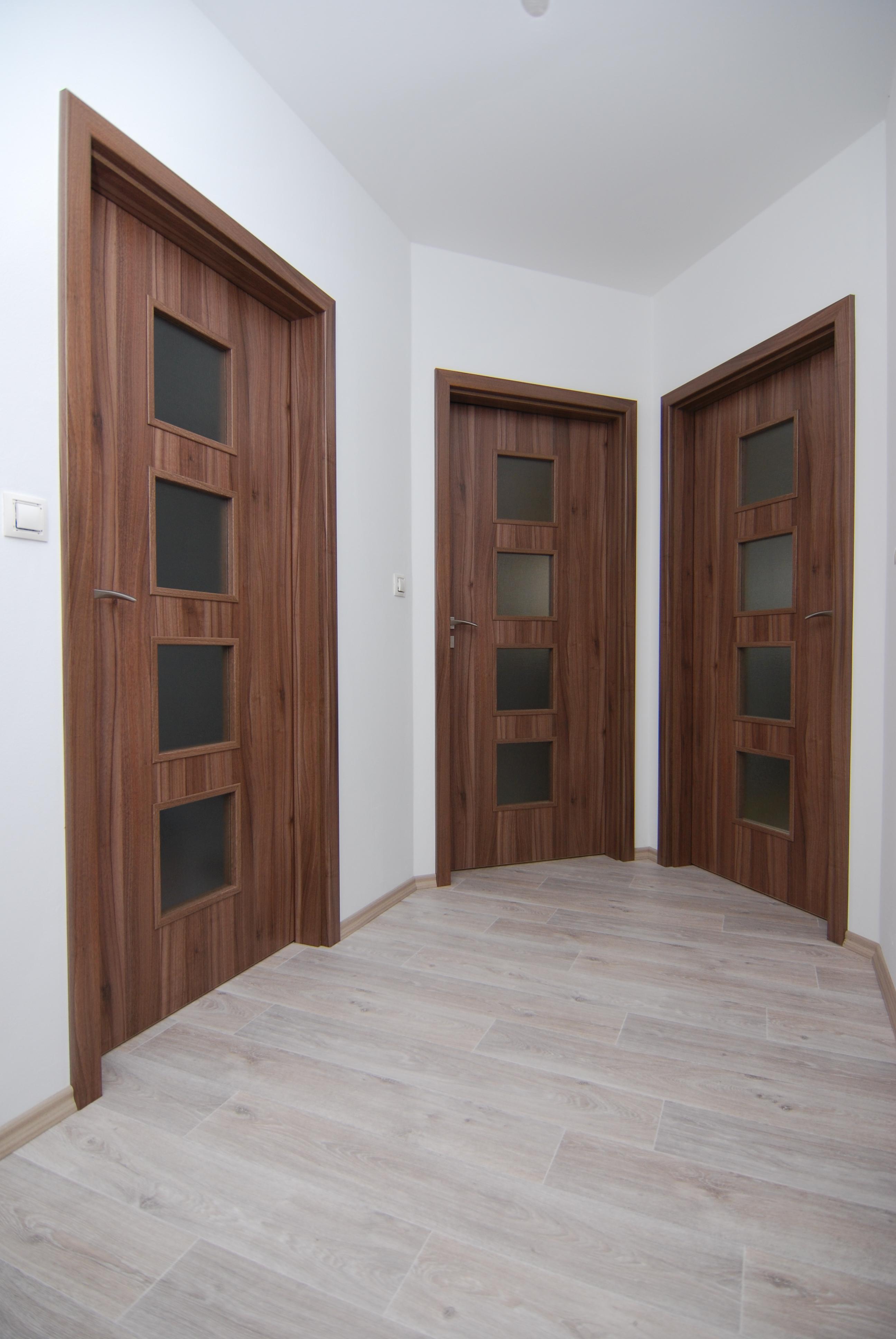 Funkční, krásné a bezpečné dveře Zlomek