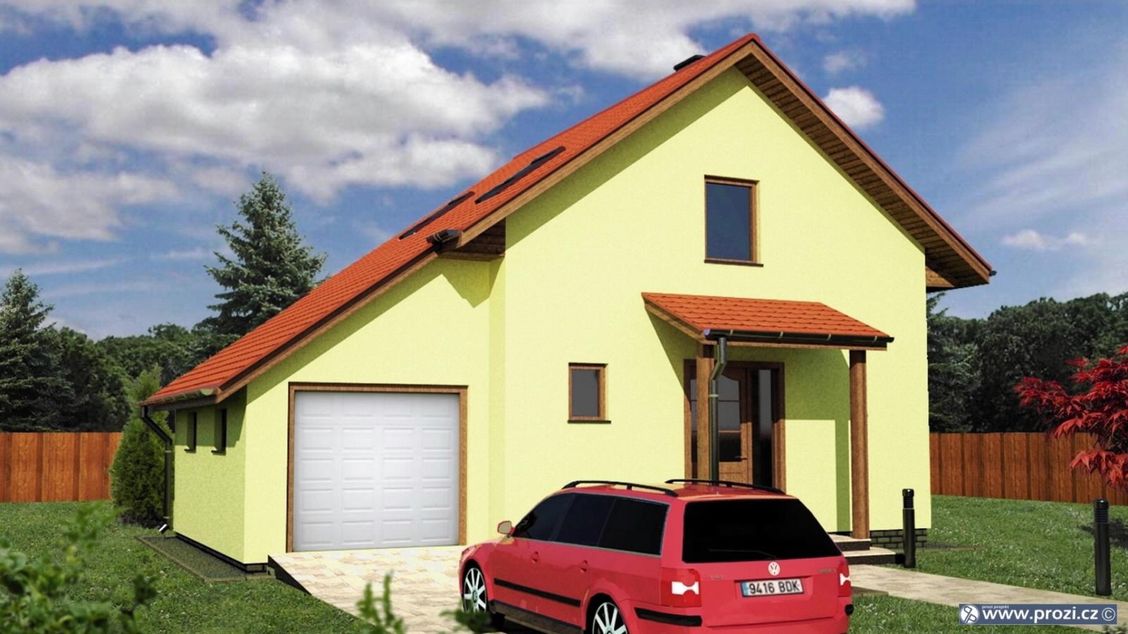 Projekt domu nemusí být jen sen