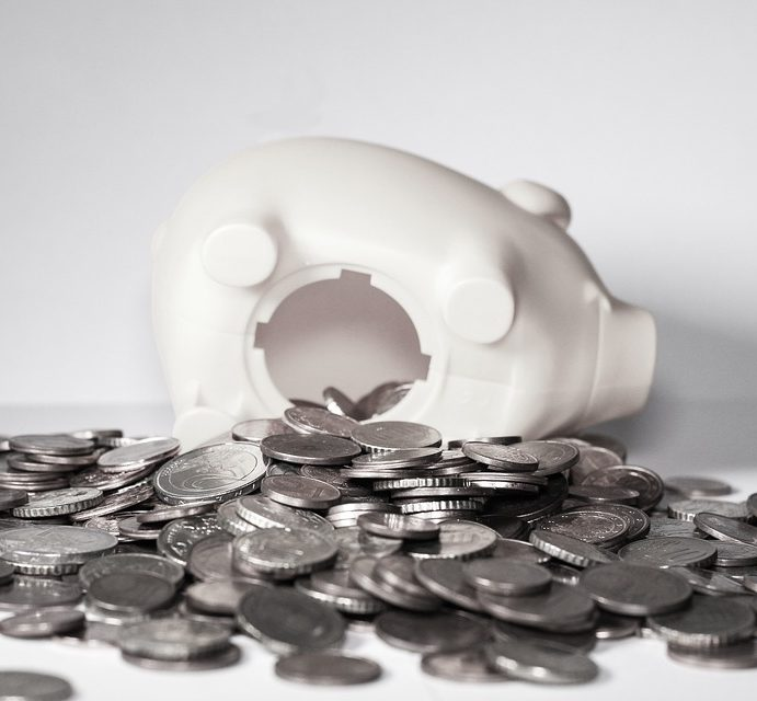 Když příjmy nepostačují